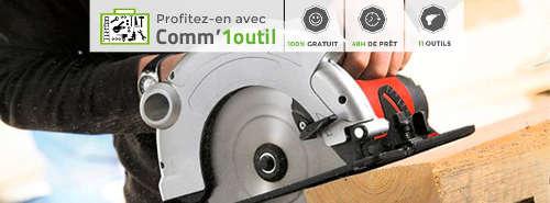 Leroy Merlin Loue Des Outils Gratuitement Avec Comm1outil