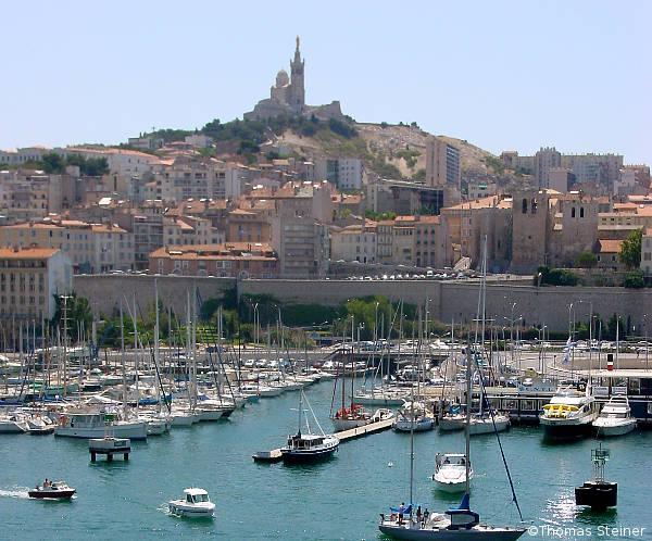 Marseille Ville Rapide Et Claire