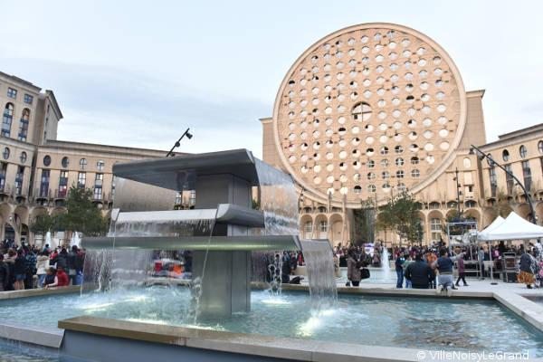 Centre Ville Noisy Le Grand