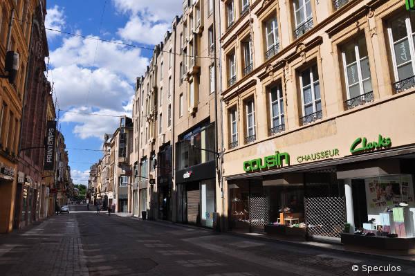 Ville De France La Plus Proche Du Luxembourg