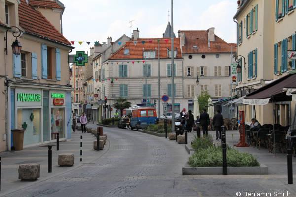 Boulangerie De L Hotel De Ville