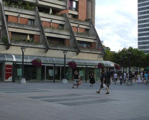 Liste des magasins commerces et administrations cergy for Piscine cergy prefecture